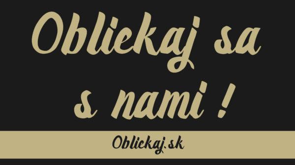 Nový módny blog Obliekaj.sk