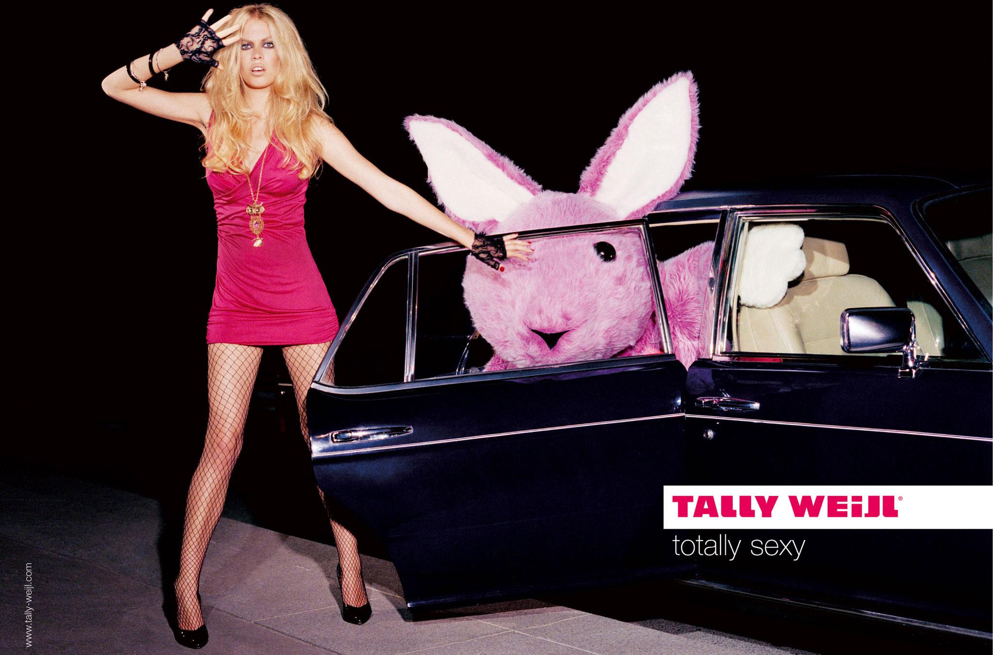 Totally Tally - TALLY WEiJL