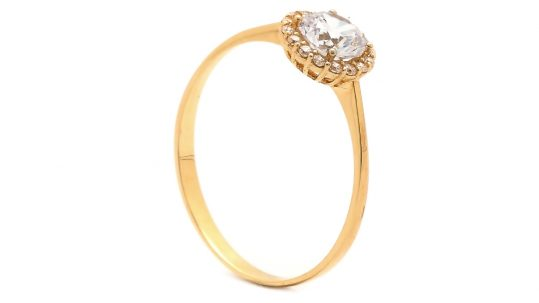 Zlatý prsteň NURA